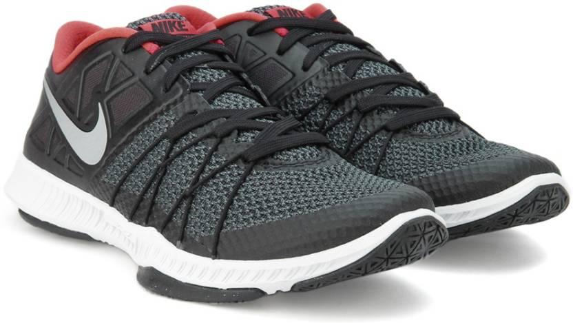 selección premium buscar original En liquidación Nike ZOOM TRAIN INCREDIBLY FAST Training Shoes For Men - Buy BLACK ...