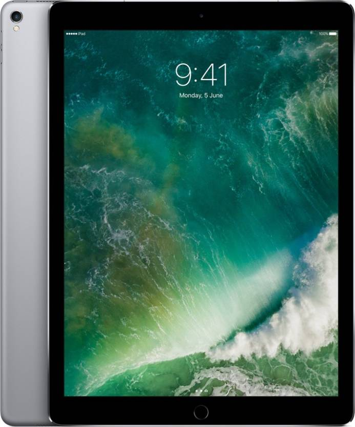 Apple iPad Pro 512 GB 12.9 inch with Wi-Fi+4G (Space Grey)