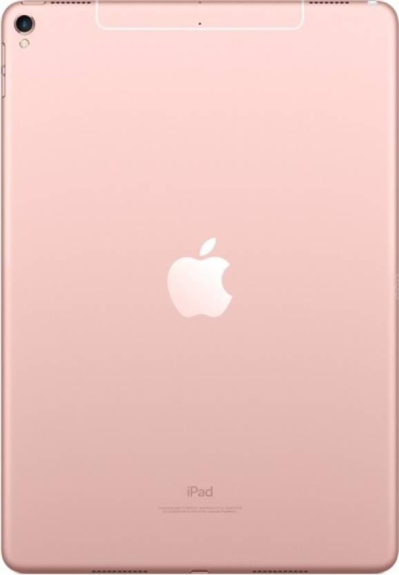Apple iPad Pro 256 GB 10.5 inch with Wi-Fi+4G (Rose Gold)