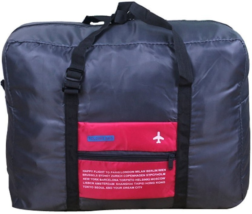Italish Portable Safety Luggage Storage Small Travel Bag