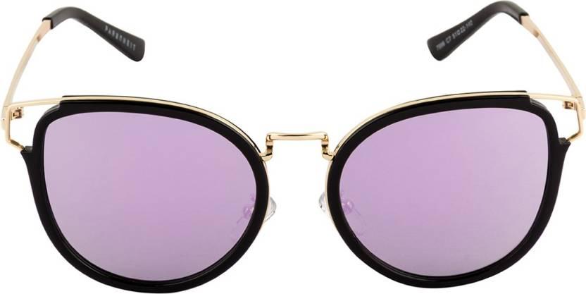Get best deal for Farenheit FA-7996-C7 Round Sunglasses(Violet) at Compare Hatke