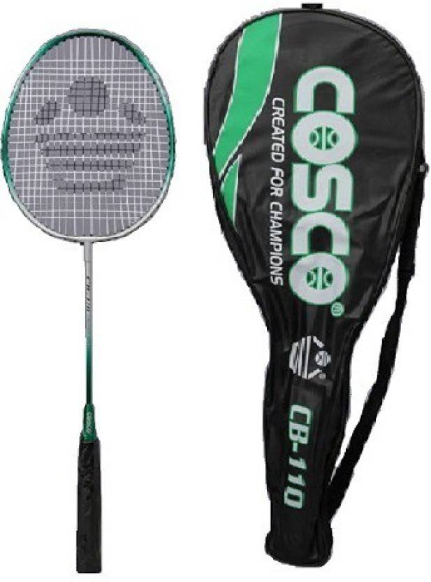 Cosco Cb 110 Badminton Racquet Multicolor Strung Badminton Racquet Pack of: 1, 98 g