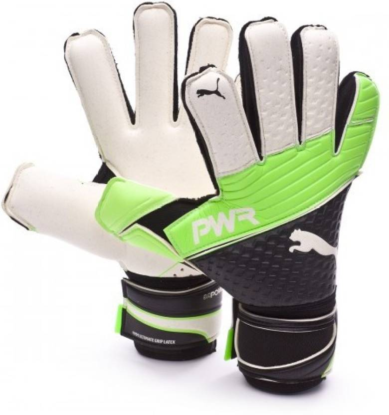 4c97d288b Puma EVOPOWER GRIP 4.3 Goalkeeping Gloves (L, Green) - Buy Puma EVOPOWER  GRIP 4.3 Goalkeeping Gloves (L, Green) Online at Best Prices in India -  Football ...