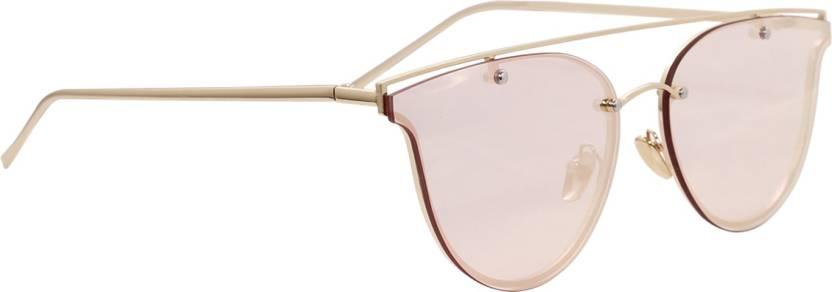 5236c61b8ae4 Buy BELLOFOX Cat-eye Sunglasses Pink For Women Online @ Best Prices ...