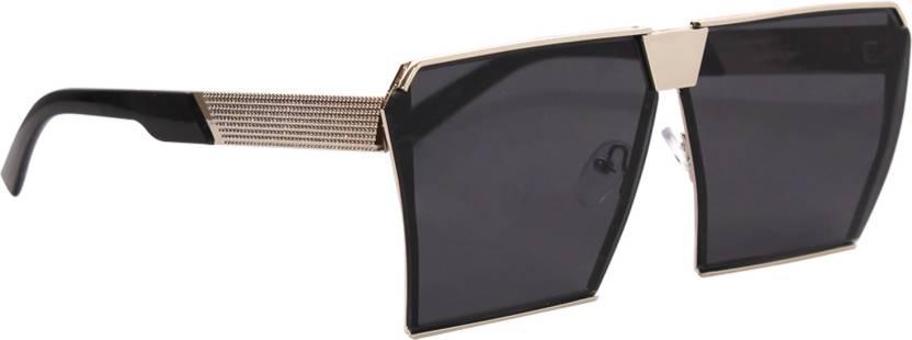 77620c3ef73c Buy BELLOFOX Retro Square Sunglasses Multicolor For Men & Women ...