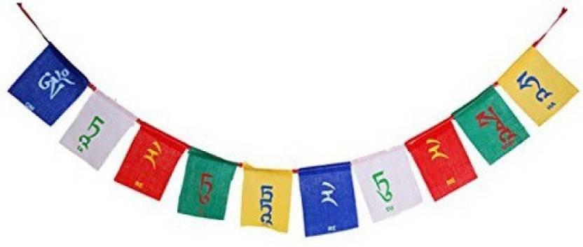 Spydo Tibetan Ladakh Prayer Flags Hang In Bike Or Car Royal Enfield