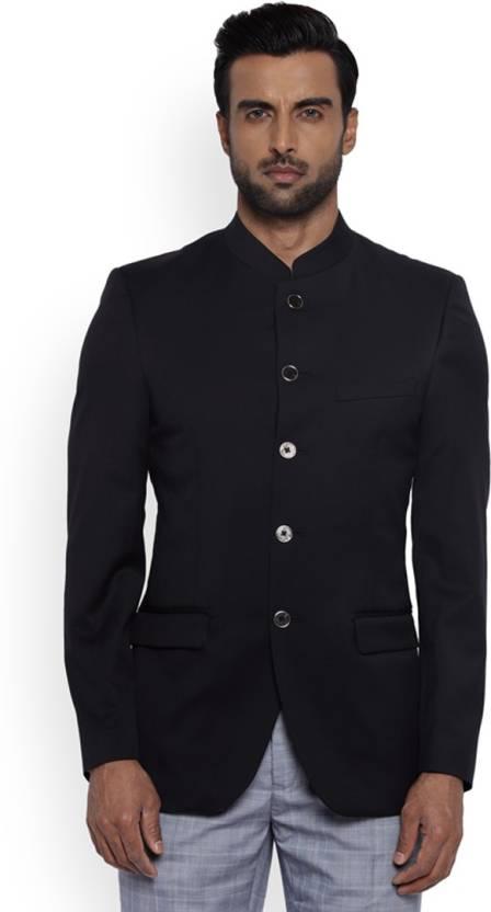 99994cb4c Raymond Solid Single Breasted Formal Men Blazer