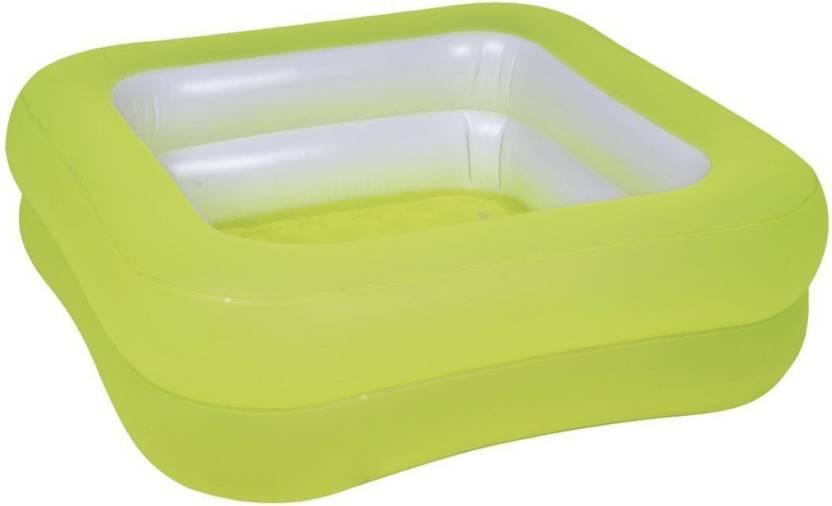 Aarushi Inflatable Baby Bath Tub Price in India - Buy Aarushi ...