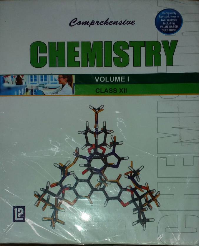 Comprehensive chemistry for class 12 set of 2 volumes new comprehensive chemistry for class 12 set of 2 volumes new edition fandeluxe Gallery