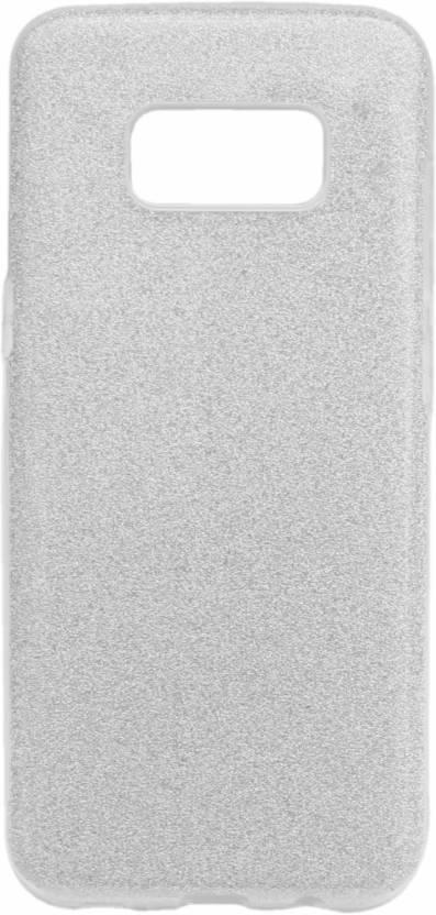 Fashion Back Cover for Samsung Galaxy S7 Edge Silver