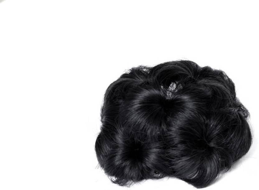 Blossom Bun Volumiser Clip Hair Extension Price In India Buy