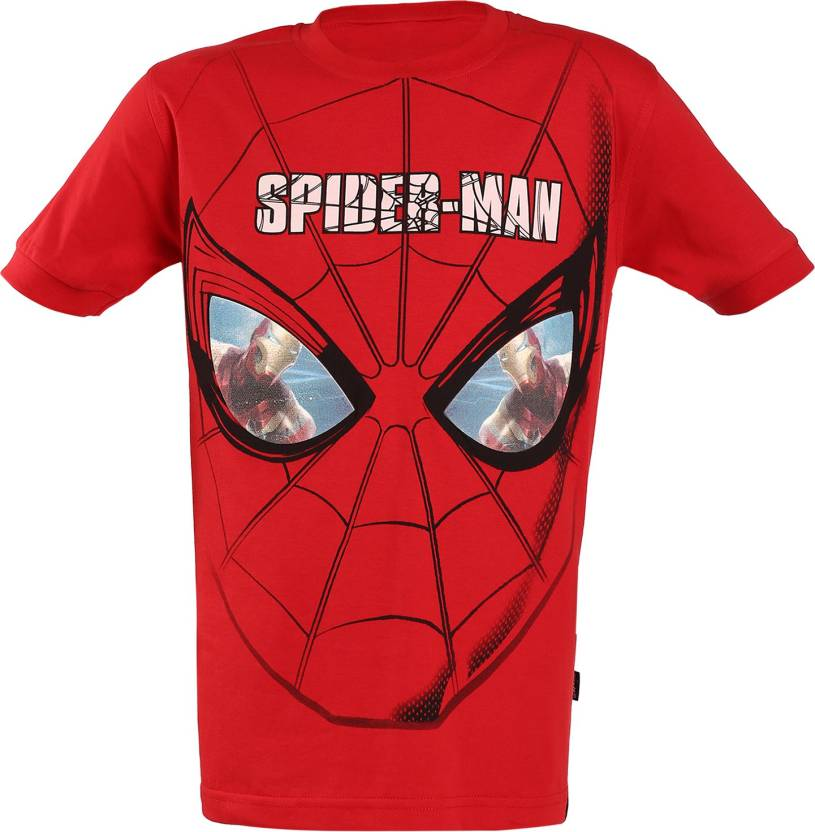 b3f3f18c6 Disney Boys Graphic Print Cotton T Shirt Price in India - Buy Disney ...
