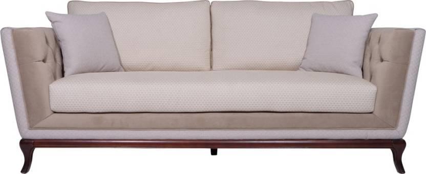 Evok Adelphia Fabric 3 Seater