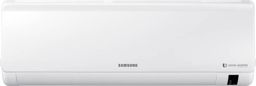 Samsung 1 Ton Inverter Split AC  - White