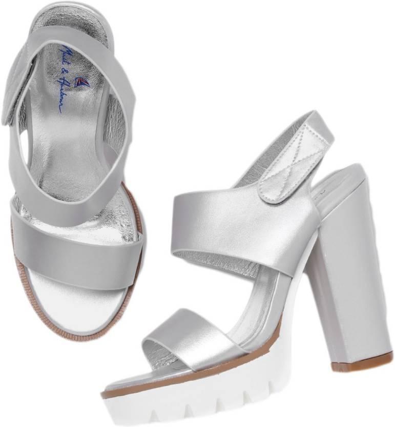 Mast & Harbour Silver Sandals outlet sale online xDh7mprQ