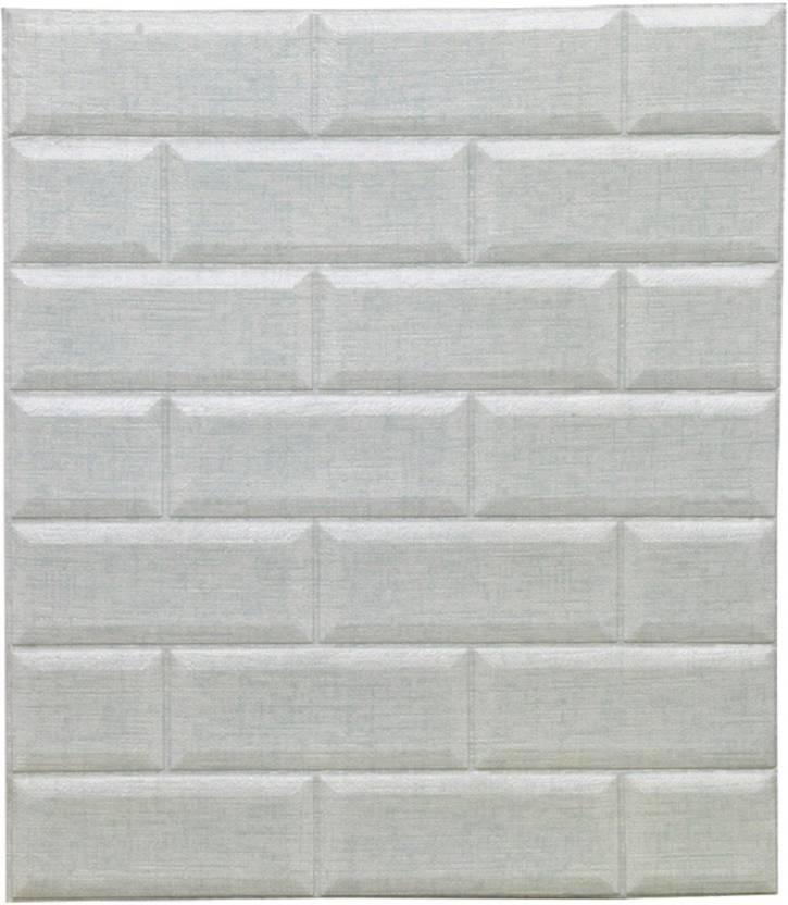SAMPADA Medium New PE Foam Wall Stickers 3D Wallpaper and Wall Decor ...