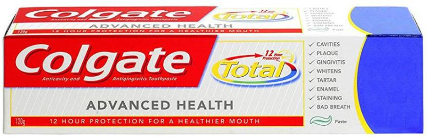 Colgate Total Advanced Health Toothpaste - Buy Baby Care