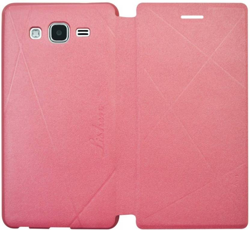 best website 1f724 e21fd COVERNEW Flip Cover for Samsung Galaxy J2 Pro - 2016