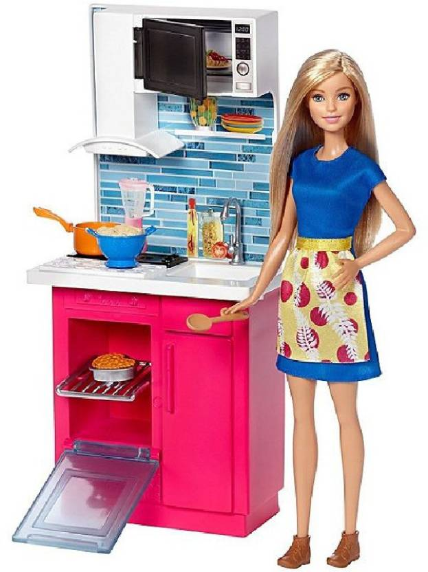 Barbie Doll Kitchen Playset Doll Kitchen Playset Buy Kitchen