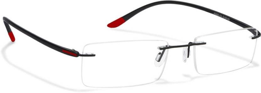 bda755862e6 Magjons Rimless Rectangle Frame Price in India - Buy Magjons Rimless ...