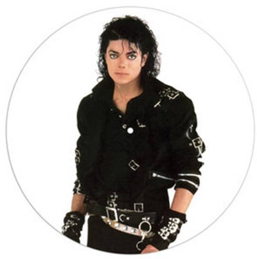 Bad: 25th Anniversary (Picture Disc Vinyl LP, Anniversary Edition) Vinyl Standard Edition