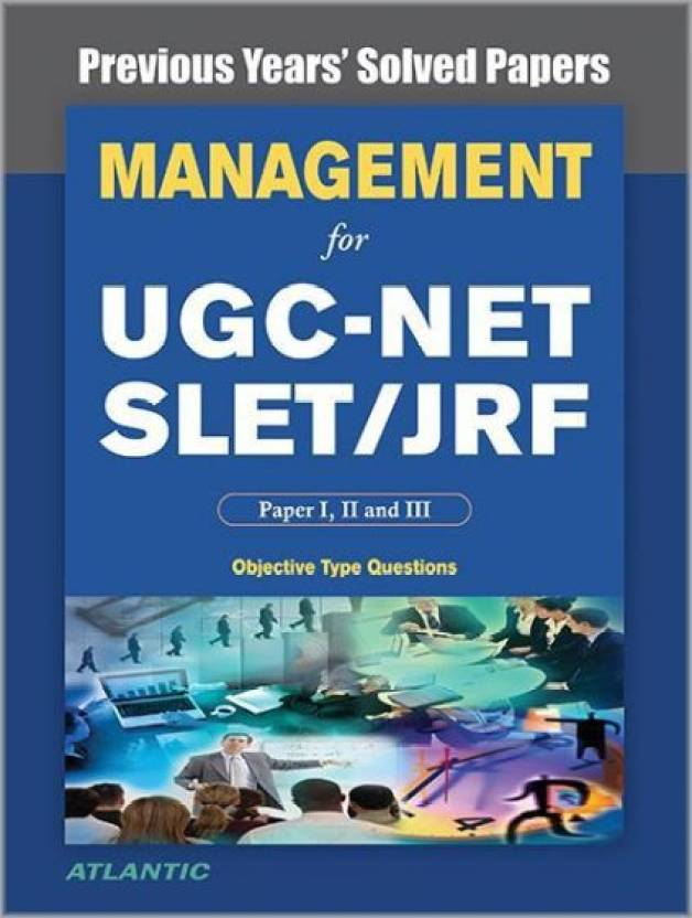 Management for UGC-NET/SLET/JRF Paper I, II, and III