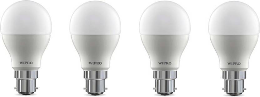 Wipro 10 W Arbitrary B22 LED Bulb