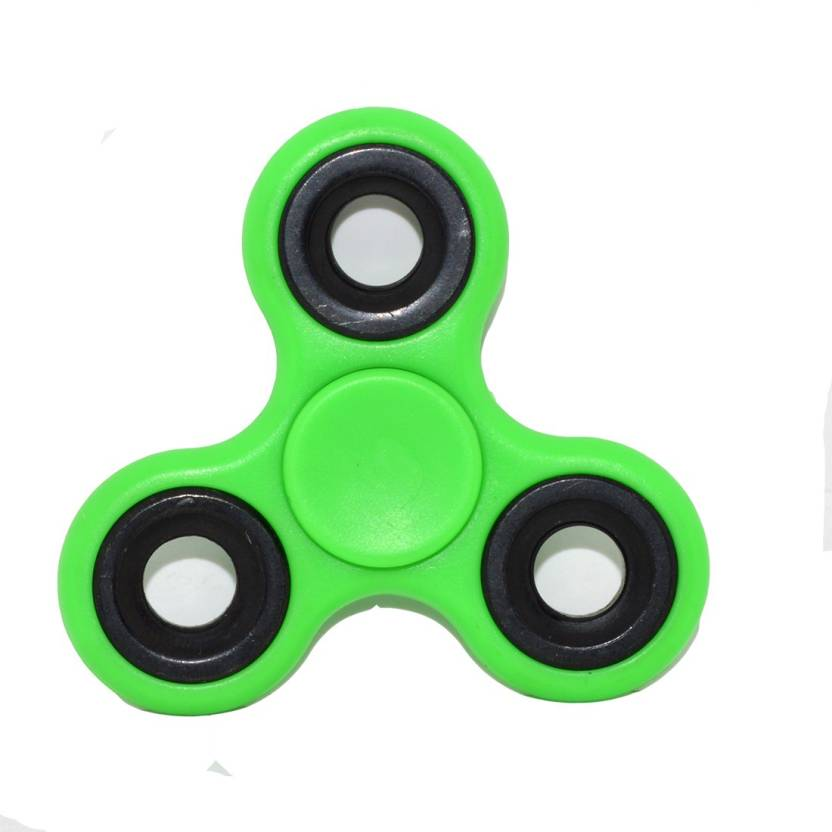Toyzstation Fidget Hand Spinner Ultra Speed Heavy Weight Green