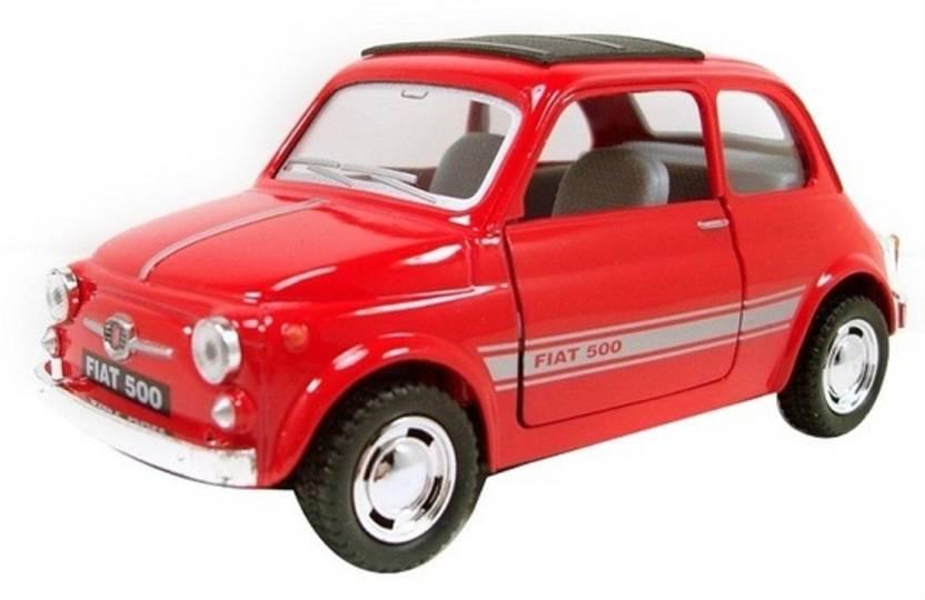 Kinsmart Fiat 500 Hard Top Fiat 500 Hard Top Buy Diecast Toys In