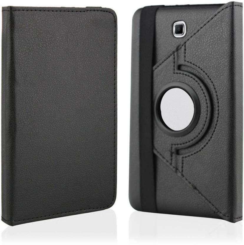 Casewilla Book Cover for Samsung Galaxy Tab 4 7 inch T230 Black