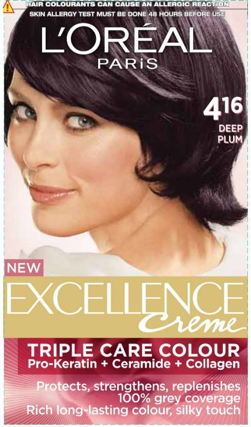 L'Oreal Paris Excellence Cream Hair Color
