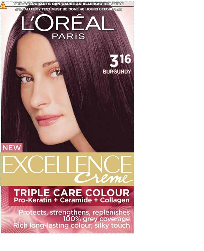 L Oreal Hair Colour Side Effects Famous Hair Dye 2018