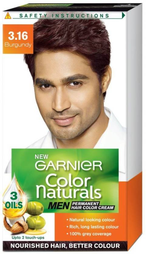 Garnier Color Naturals for Men Hair Color