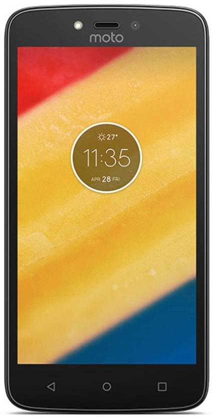 Moto C (Starry Black, 16 GB)
