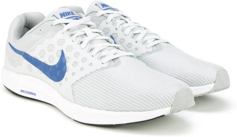 307b44435bbe Nike DOWNSHIFTER 7 Running Shoes For Men - Buy PURE PLATINUM HYPER ...