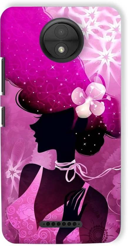 hot sale online d9a42 55302 SaleDart Back Cover for Motorola Moto C Plus