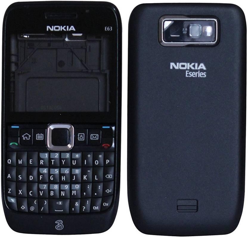online retailer 00bf5 f004d Nokia For Nokia E63 Front & Back Panel: Buy Nokia For Nokia E63 ...