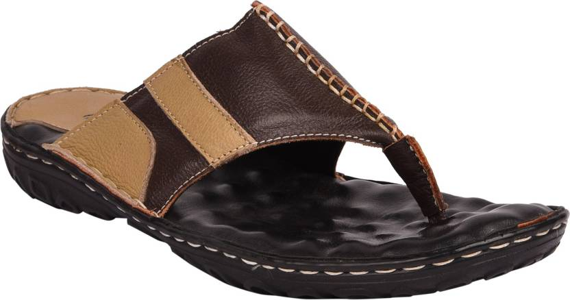 5538574cfc07 E-Lyte Men Brown Sandals - Buy E-Lyte Men Brown Sandals Online at Best  Price - Shop Online for Footwears in India