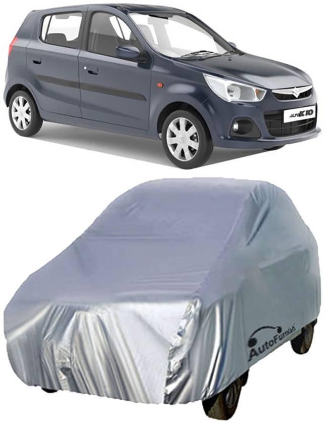 Autofurnish Car Cover For Maruti Suzuki Alto K10 Without Mirror