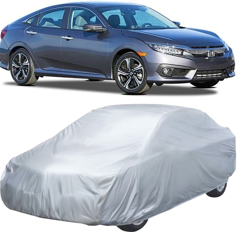 Autofurnish Car Cover For Honda Civic (Without Mirror Pockets)