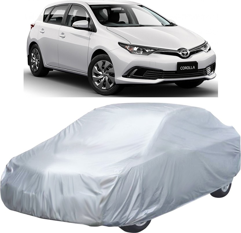 Autofurnish Car Cover For Toyota Corolla (Without Mirror Pockets)