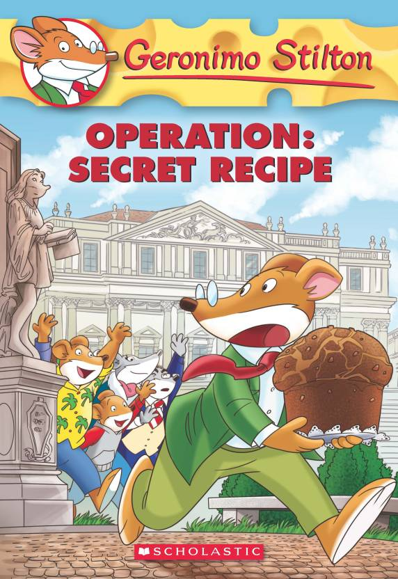 Operation - Secret Recipe