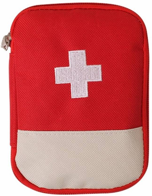 Vepson Portable Medical Emergency Bag First Aid Kit Price In India