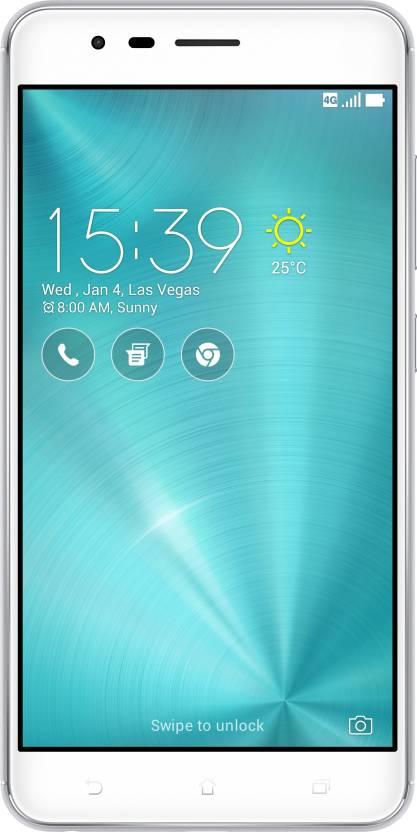 Asus Zenfone Zoom S (Glacier Silver/Silver, 64 GB)