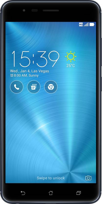 Asus Zenfone Zoom S (Navy Black/Black, 64 GB)