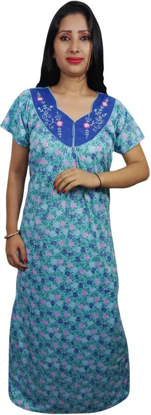 Indiatrendzs Women Nighty