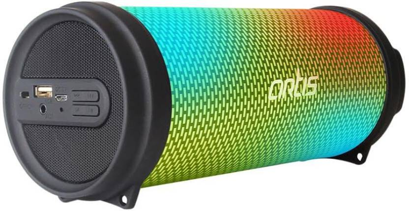 Buy Artis Artis Bt99 Rgb Wireless Portable Dynamic Led Bluetooth