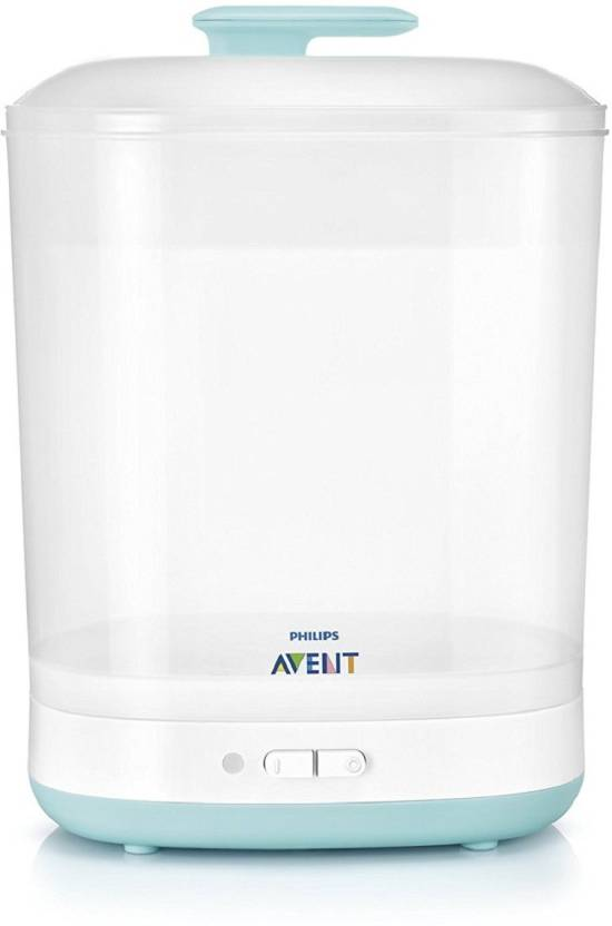 Philips Avent 2-in-1 Electric Steam Steriliser - 4 Slots
