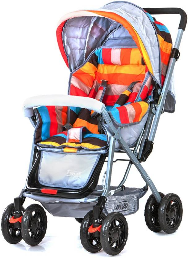 1b3944666 LuvLap Sunshine Baby Stroller - Stripes Stroller - Buy Stroller in ...