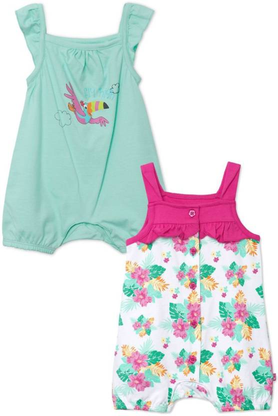 79ba0d437a8 Mini Klub Romper For Girls Printed Cotton Price in India - Buy Mini ...